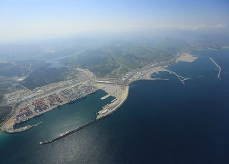 MED ports renew green commitment