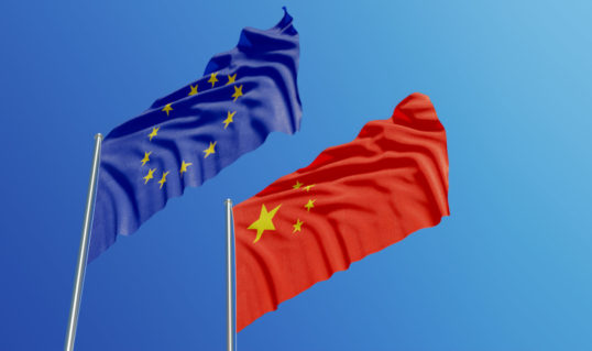 EU and China reached an agreement in principle on investment