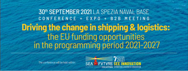 EALING West Med Macro Regional Workshop - 30th September within the SEAFUTURE Convention in La Spezia